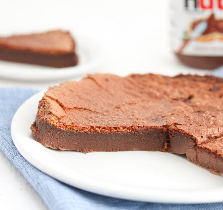 κέικ nutella