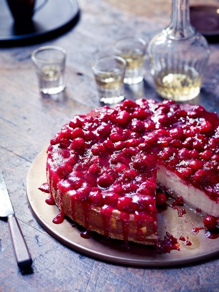 cheesecake_cranberries