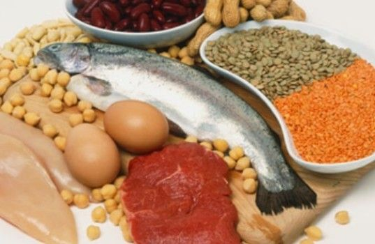 διατροφή σε υψηλή πρωτεΐνη